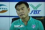 HLV Than Quang Ninh dat lai muc tieu sau tran thua Sai Gon FC