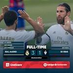 Video bong da: Link xem lai ban thang Real Madrid vs Eibar 3-1 dem qua