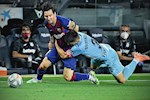 Hau ve La Liga choi bong bau duc de can Messi