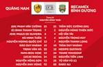 Quang Nam 1-2 Binh Duong (KT): Tien Linh toa sang, Binh Duong nguoc dong tren dat khach