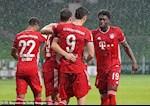 Video tong hop: Bremen 0-1 Bayern Munich (Vong 32 Bundesliga 2019/20)