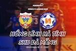 Ha Tinh 0-0 Da Nang (KT): Tran hoa nhat