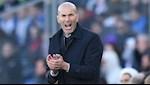 HLV Zidane phản pháo nhận xét vô căn cứ của Pique