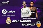 Real Madrid 3-0 Valencia: Benzema thang hoa + Asensio tai xuat = Chien thang 3 sao