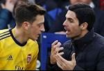 "Arteta canh bao Ozil: ""Muon o Arsenal, phai xem lai minh!"""