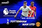 Tottenham 1-1 MU: Song kiem Pogba vs Bruno Fernandes giup Man do thoat thua nguoi cu