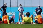 5 cầu thủ Barca nhiễm Covid-19?