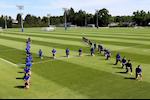 Các thành viên Chelsea đồng loạt quỳ gối đòi công lý
