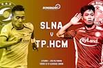 SLNA 1-3 TPHCM (KT): Guc nga truoc a quan, SLNA thua tran dau o V-League 2020