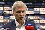 David Moyes tuc dien nguoi sau tran thua Mourinho