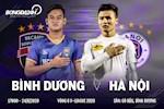 Binh Duong 0-2 Ha Noi (KT): Quang Hai mo nhat giua tam bao, nha DKVD van thang trong tran cau cang thang