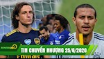 TIN CHUYEN NHUONG 25/6 | Arsenal GAY SOC voi Luiz | Klopp mua cuu sao Barca | Sao chelsea o lai