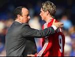 Fernando Torres va Rafa Benitez co vai loi nhan gui toi Liverpool