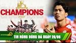 TIN NONG BONG DA 26/6: Man City dang chuc vo dich cho Liverpool, Cong Phuong khong the tham du AFF Cup 2020