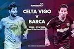 Celta Vigo 2-2 Barca (KT): Song sat Messi vs Suarez choi tot, nha DKVD van mat diem tai tu dia