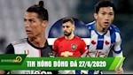 TIN NONG BONG DA 27/6 | Cr7 toa sang giup Juve xay chac ngoi dau | Messi co the sang Duc?