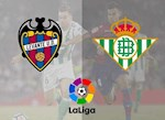 Nhan dinh bong da Levante vs Betis 19h00 ngay 28/6 (La Liga 2019/20)