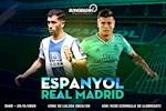 Nhan dinh Espanyol vs Real Madrid (3h ngay 29/6): That vong va tham vong