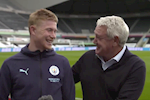 VIDEO: De Bruyne co the gia nhap... Newcastle