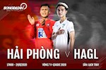 Hai Phong 0-0 HAGL (KT): Hoa nhat nhoa, Go toat mo hoi giu top 8