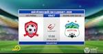 Truc tiep bong da Hai Phong vs HAGL link xem V-League 2020 o kenh nao ?