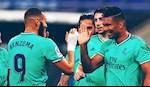 Link xem video bong da Espanyol vs Real Madrid 0-1: Tiep tuc dan dau