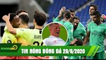 TIN NONG BONG DA 29/6 | Cac ong lon de dang vao ban ket FA cup | Real nhoc nhan vuot ai Espanyol