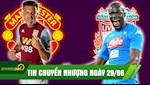 TIN CHUYEN NHUONG 29/6: Liverpool mua Koulibaly de thong tri NHA, MU sap no bom tan 80 trieu bang