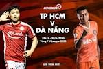 TPHCM 2-2 Da Nang (KT): Mua ban thang cuoi tran, Chien ham do nga ngua