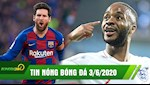 TIN NONG BONG DA 3/6 | Man Utd rut ruot sao khung Man City | Messi het co hoi roi Barca he nay