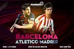 Barca 2-2 Atletico Madrid (KT): Lai hoa, Blaugrana sap mat chuc vo dich La Liga