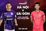 Ha Noi 0-1 Sai Gon (KT): Van Quyet sut hong 11m, Ha Noi that thu tren san nha
