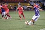 Video bong da Ha Noi vs Sai Gon 0-1: Van Quyet sut bong len troi