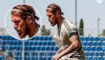 Covid-19 bien Sergio Ramos thanh... ong lao 60 tuoi