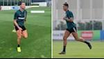 Ở tuổi 35, Cristiano Ronaldo vẫn khiến các đồng đội ngả mũ thán phục