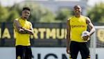 LĐBĐ Đức nhắc nhở Sancho và các đồng đội tại Dortmund vì làm đẹp mùa dịch