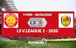Truc tiep bong da V-League link xem Quang Nam vs Thanh Hoa chieu nay