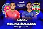 Sai Gon 0-0 Binh Duong (KT): Qua vo duyen, Sai Gon danh ngam ngui chia diem