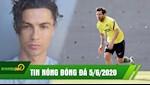 TIN NONG BONG DA 5/6 | Ronaldo kiem tien TOP 1 Instagram | Barca meo mat vi Messi dinh chan thuong