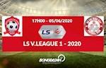 Link xem truc tiep bong da Viet Nam V-League 2020: Hai Phong vs CLB TP HCM