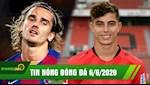 TIN NONG BONG DA 6/6: Tuyen bo roi Barca, Griezmann chot ben do moi, Kai Havertz mo duong sang MU