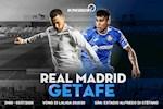 Nhan dinh Real Madrid vs Getafe (3h ngay 3/7): Co den tay, sao khong phat?