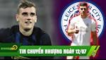 TIN CHUYEN NHUONG 13/7: Leicester City giai cuu Jovic, Inter vung tien mua Griezmann