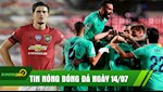 TIN NONG BONG DA 14/7: MU nhan trai dang phut bu gio, Real cham 1 tay vao chuc vo dich La Liga