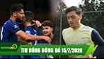 TIN NONG BONG DA 15/7: Thang nhoc nhan, Chelsea chac TOP 3, Ozil tiep tuc bi gach ten