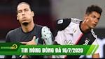 TIN NONG BONG DA 16/7: Van Dijk ngao ngo, Liverpool thua dau; Ronaldo tit ngoi, Juve hoa dang tiec