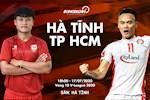 Cong Phuong mo nhat, TPHCM thua dau tren san cua tan binh Ha Tinh (KT)