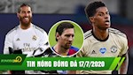 TIN NONG BONG DA 17/7: Messi lap sieu pham trong ngay Real vo dich; Rashford tro lai, MU thang de