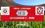 Ha Noi vs Hai Phong link xem truc tiep bong da V-League 2020 toi nay