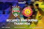 Hoang Vu Samson lap sieu pham, Thanh Hoa xuat sac danh bai chu nha Binh Duong (KT)
